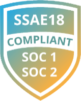 SSAE18 Compliant Seal